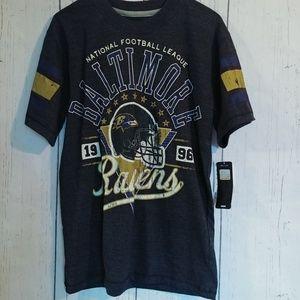 NWT Baltimore Ravens Tshirt
